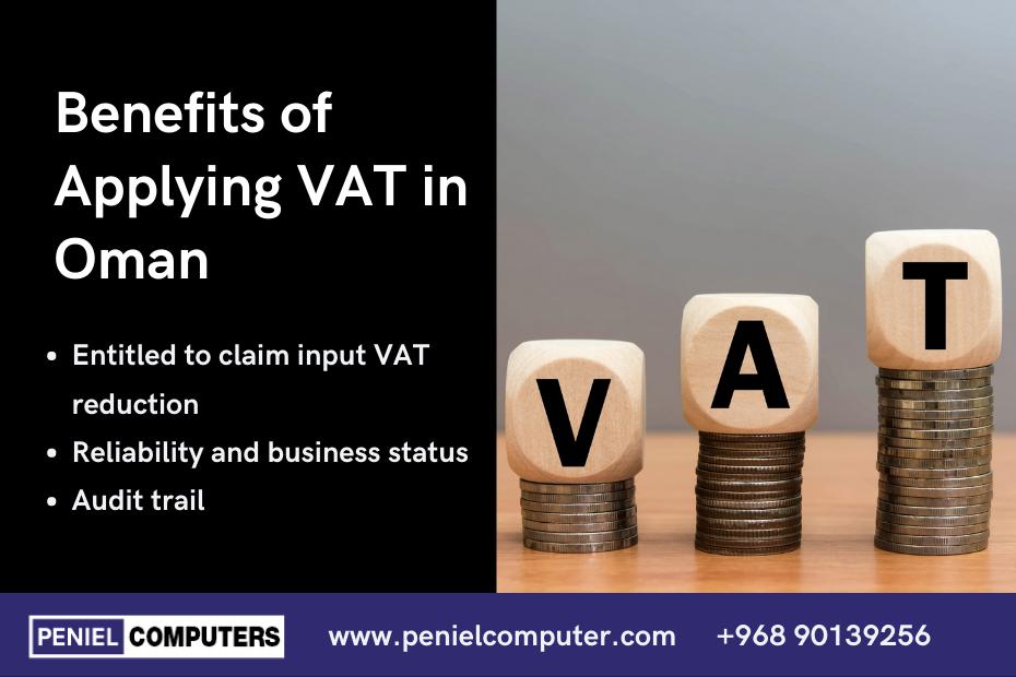 Benefits of Applying VAT in Oman