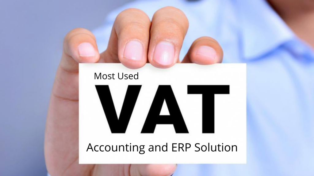 Most used VAT Accounting and ERP Software in Oman